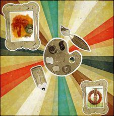 Free Grunge Background Stock Image - 20312991