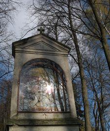 Free Way Of The Cross Cvikov 2 Royalty Free Stock Photo - 20313115