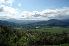 Free Caucasus Mountain Landscape Royalty Free Stock Image - 20313866