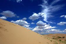 Free Desert Royalty Free Stock Photography - 20314447
