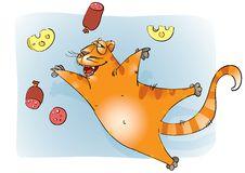 Free Cat_2 Royalty Free Stock Image - 20314716