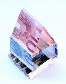 Free House Euro Royalty Free Stock Image - 20316536