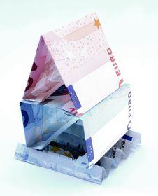 Free Money House Stock Photo - 20316540