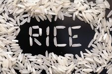 Free Grain Of Rice Royalty Free Stock Image - 20316906