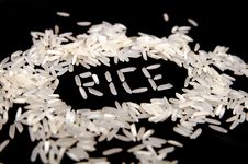 Free Grain Of Rice Stock Photo - 20317020