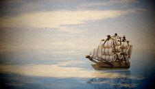 Free Sailing Ship Stock Image - 20318121