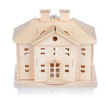 Free House Miniature Royalty Free Stock Photo - 20319175