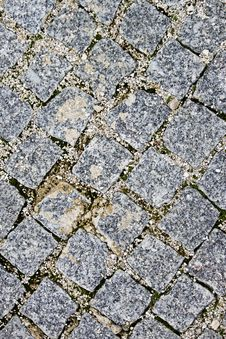 Free Granite Textural Causeway Stock Photos - 20319333