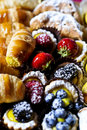 Free Tray Of Assorted Pastries Royalty Free Stock Photo - 20323335