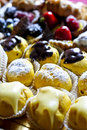 Free Tray Of Assorted Pastries Royalty Free Stock Photo - 20323365