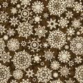 Free Christmas Pattern Snowflake Background. EPS 8 Royalty Free Stock Photo - 20323885