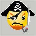 Free Pirate Icon Royalty Free Stock Photos - 20328968