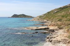 Free Saint Tropez Bay On The French Riviera Stock Photography - 20320232