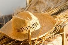 Free Hat And Straw Stock Photos - 20321303