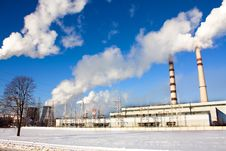 Free Power Station Stock Photography - 20321732