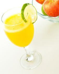 Free Orange Juice Royalty Free Stock Photo - 20322355