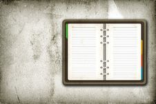 Free Open Blank Page Royalty Free Stock Photos - 20322778