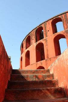 Free Jantar Mantar Walls Royalty Free Stock Photography - 20322797