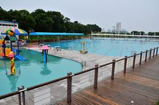 Free Swimming Pool Royalty Free Stock Image - 20324346