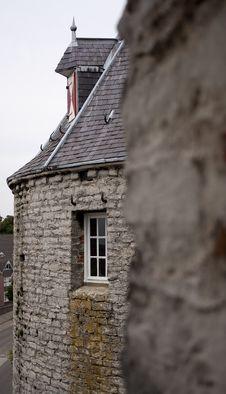 Free Prison Tower Royalty Free Stock Image - 20324446