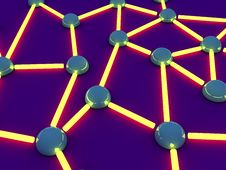 Free Network Concept Illustration Stock Photography - 20324732