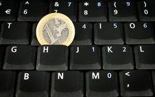 Free Euro Coin Stock Photo - 20325100