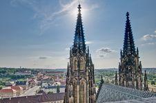 Free Saint Vitus Cathedral Stock Image - 20325151