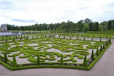 Free Landscaped Garden Of Frederiksborg Palace Royalty Free Stock Photo - 20327935