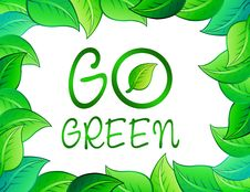 Free Go Green Stock Photo - 20328330