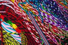 Free A Pile Of Colorful Ribbons Royalty Free Stock Image - 20328386