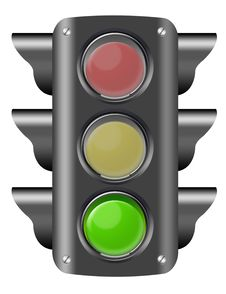Free Traffic Light Stock Images - 20328514