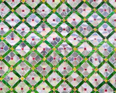Free Decorative Background In Thai Style Stock Photos - 20328993