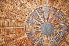 Free Wooden Cupola Stock Image - 20329351