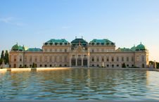 Free Upper Belvedere Royalty Free Stock Images - 20329389