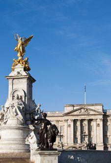 Free Buckingham Palace Royalty Free Stock Image - 20329396