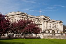 Free Buckingham Palace Stock Photo - 20329440