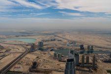 Free Burj Al Khalifa Royalty Free Stock Image - 20329566