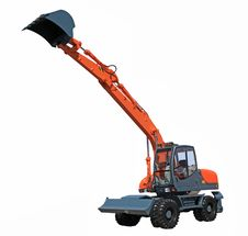 Free Excavator Stock Images - 20329574