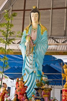 Free Kuan Yin Stock Photo - 20329790