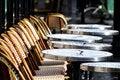 Free Parisian Cafe Terrace Royalty Free Stock Photo - 20336135