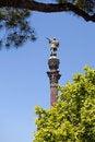 Free Christopher Columbus, Barcelona Royalty Free Stock Photography - 20338757