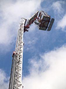 Free Ladder Fire Engine 4 Stock Photos - 20330153