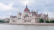 Free Budapest Parliament In Hungary Stock Photography - 20330642