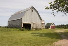 Free Barn And Shed Stock Photos - 20330813