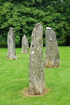 Free Standing Stones Royalty Free Stock Images - 20331099