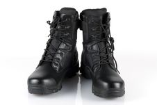 Free Army Boots Stock Images - 20331144