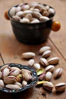 Free Pistachios Royalty Free Stock Images - 20331389
