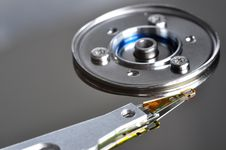 Free Hard Disk Drive Royalty Free Stock Photography - 20332887