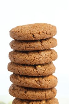Free Cookies Royalty Free Stock Image - 20333206