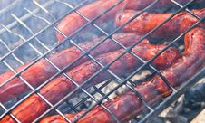 Free Grill Sausage Stock Photos - 20333923